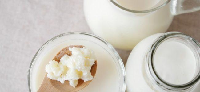 Kefir selber machen: Rezepte für Wasserkefir und Milchkefir