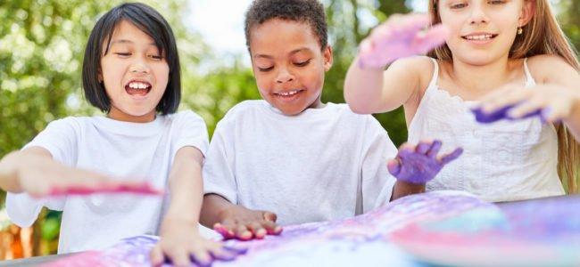 Kindergeburtstag feiern – So veranstalten Sie ein gelungenes Gartenfest