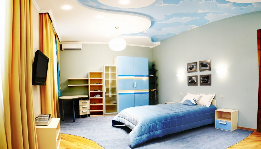 Deckenleuchten für's Kinderzimmer: 4 Varianten vorgestellt