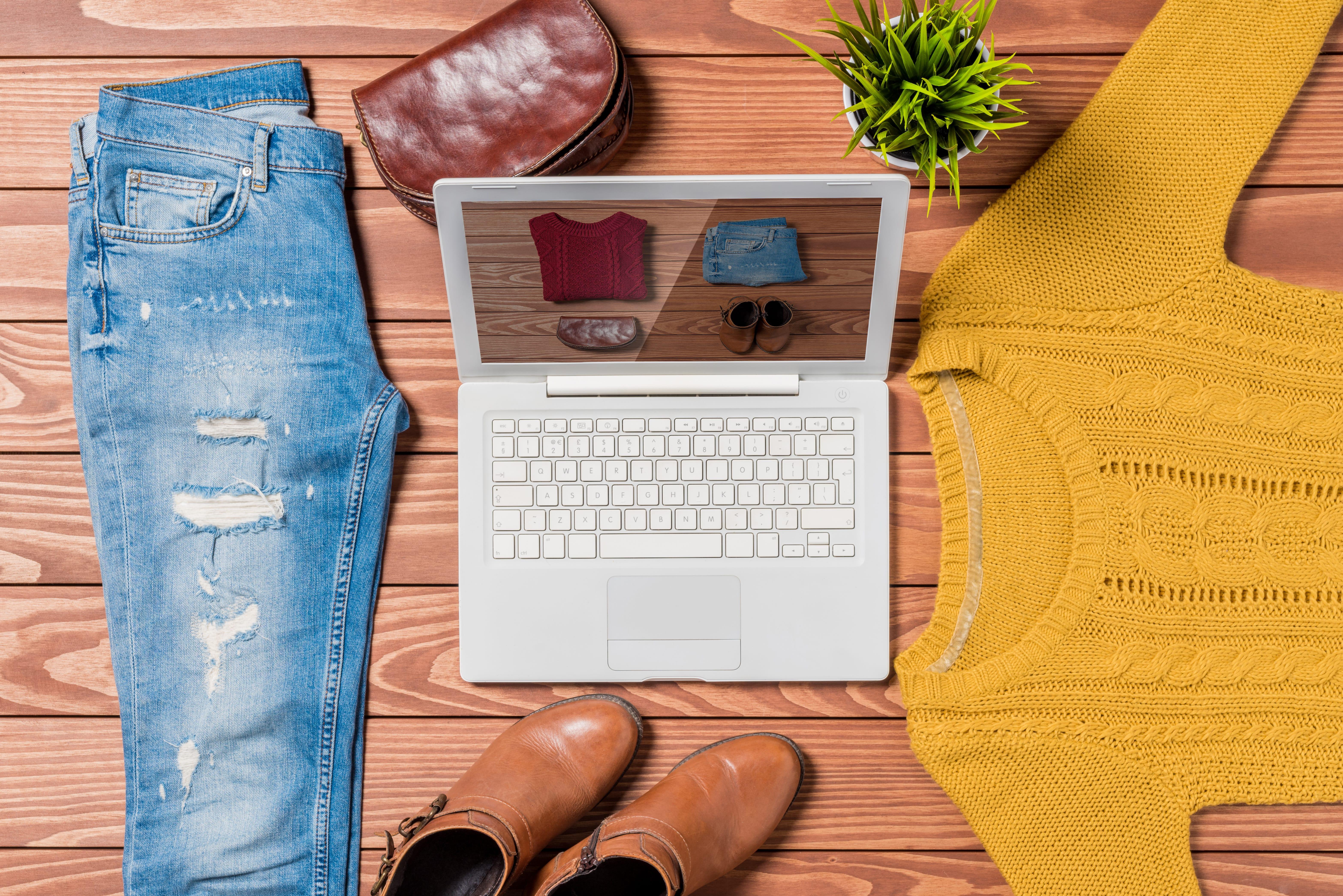 on sale 807ad 1eda0 Kleidung online kaufen – 3 Tipps für den Kauf ...