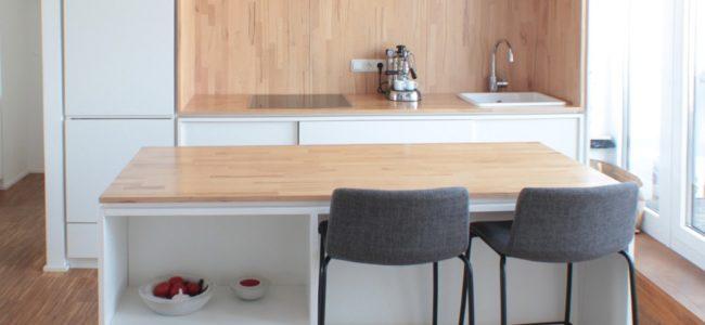 Kleine Küche gestalten: So nutzen Sie den Platz optimal