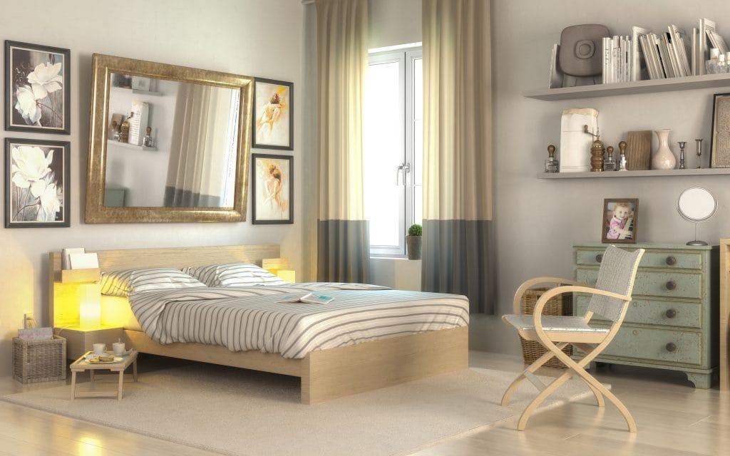 Kleines Schlafzimmer einrichten: So können Sie den Platz ...