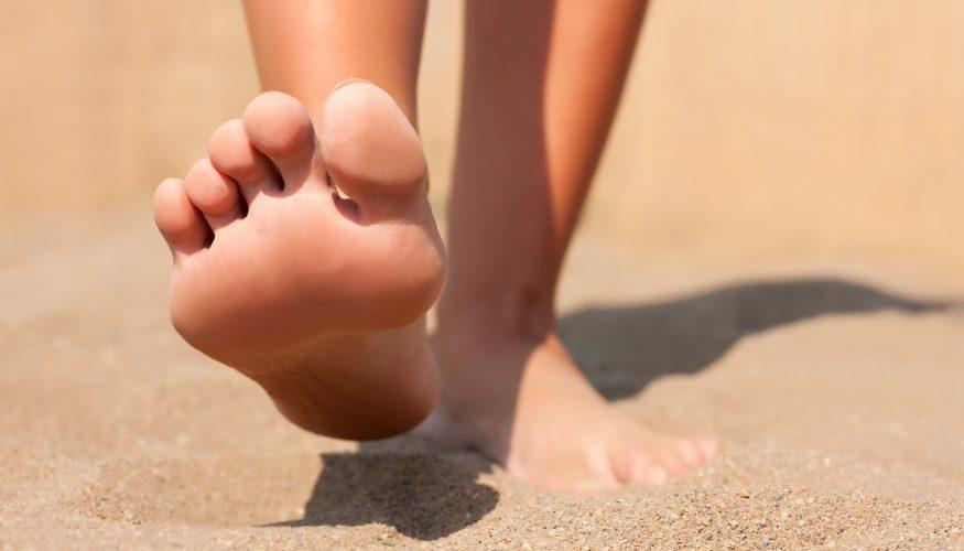 Kribbelnde Füße – Sind sie eingeschlafen?