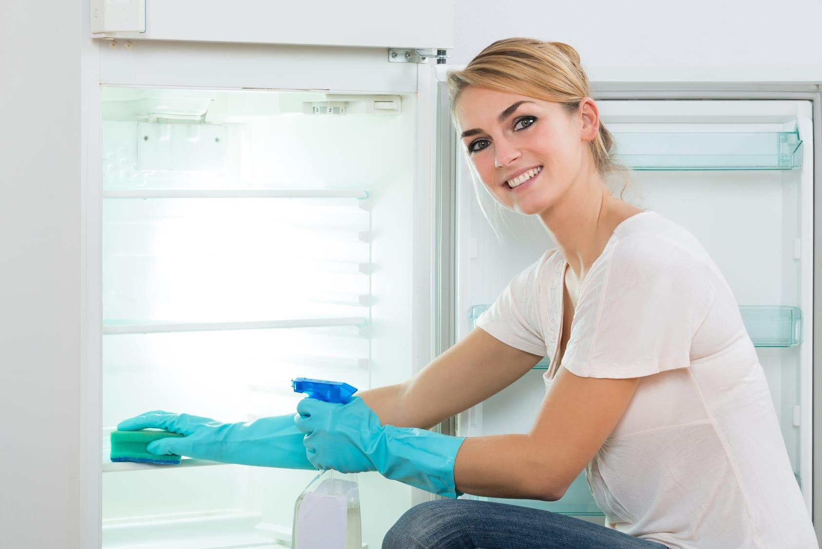 Kühlschrank reinigen – Schritt für Schritt Anleitung