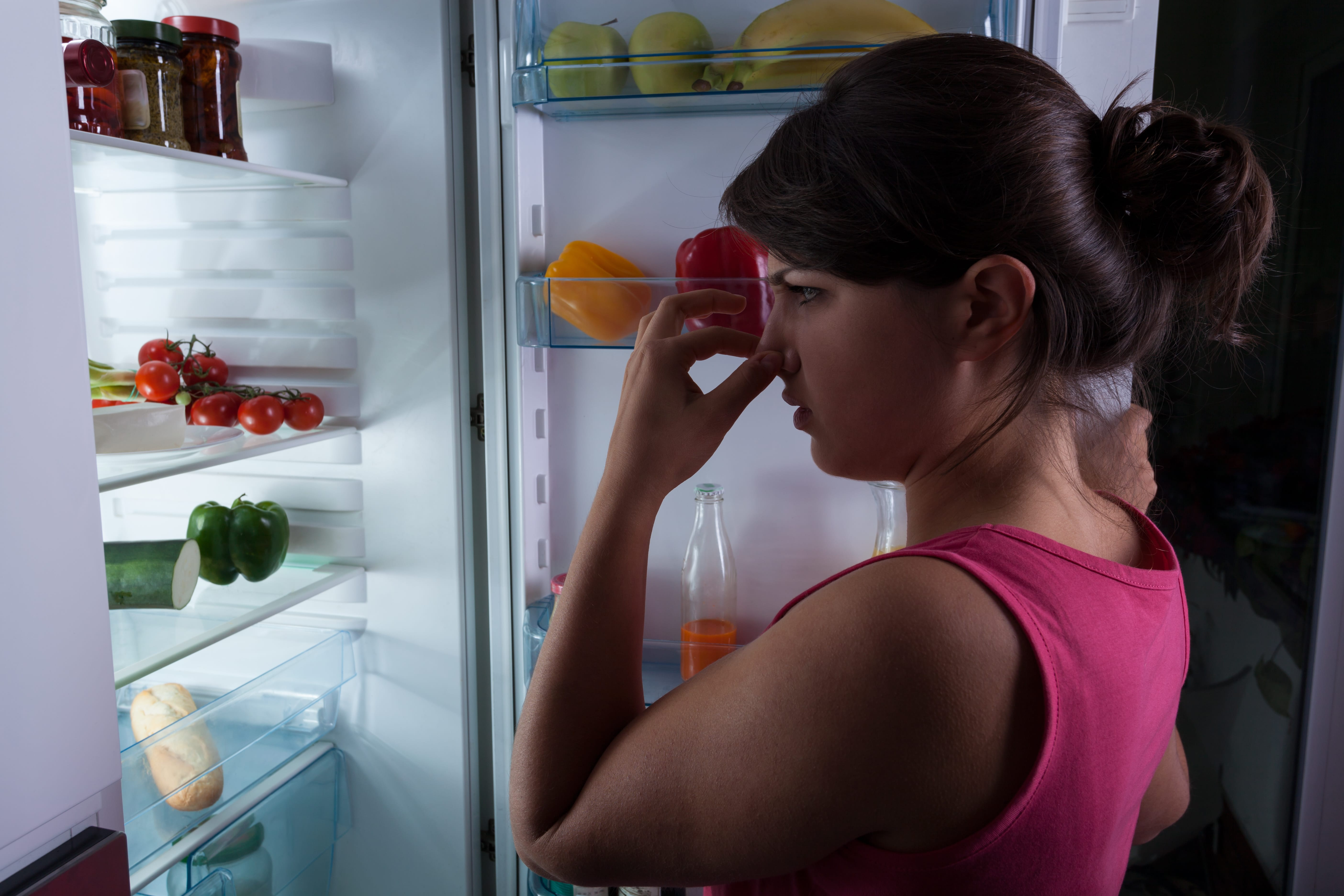 Kühlschrankgerüche entfernen - 9 Tipps - Haushaltstipps.net
