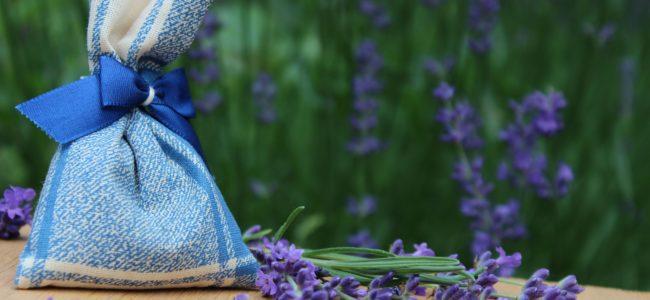 Lavendelsäckchen nähen: So gelingt das DIY-Duftsäckchen