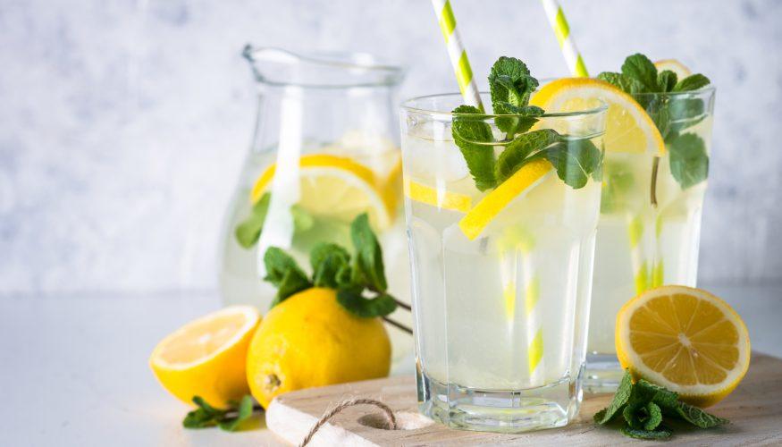 Limonade selber machen – So geht's