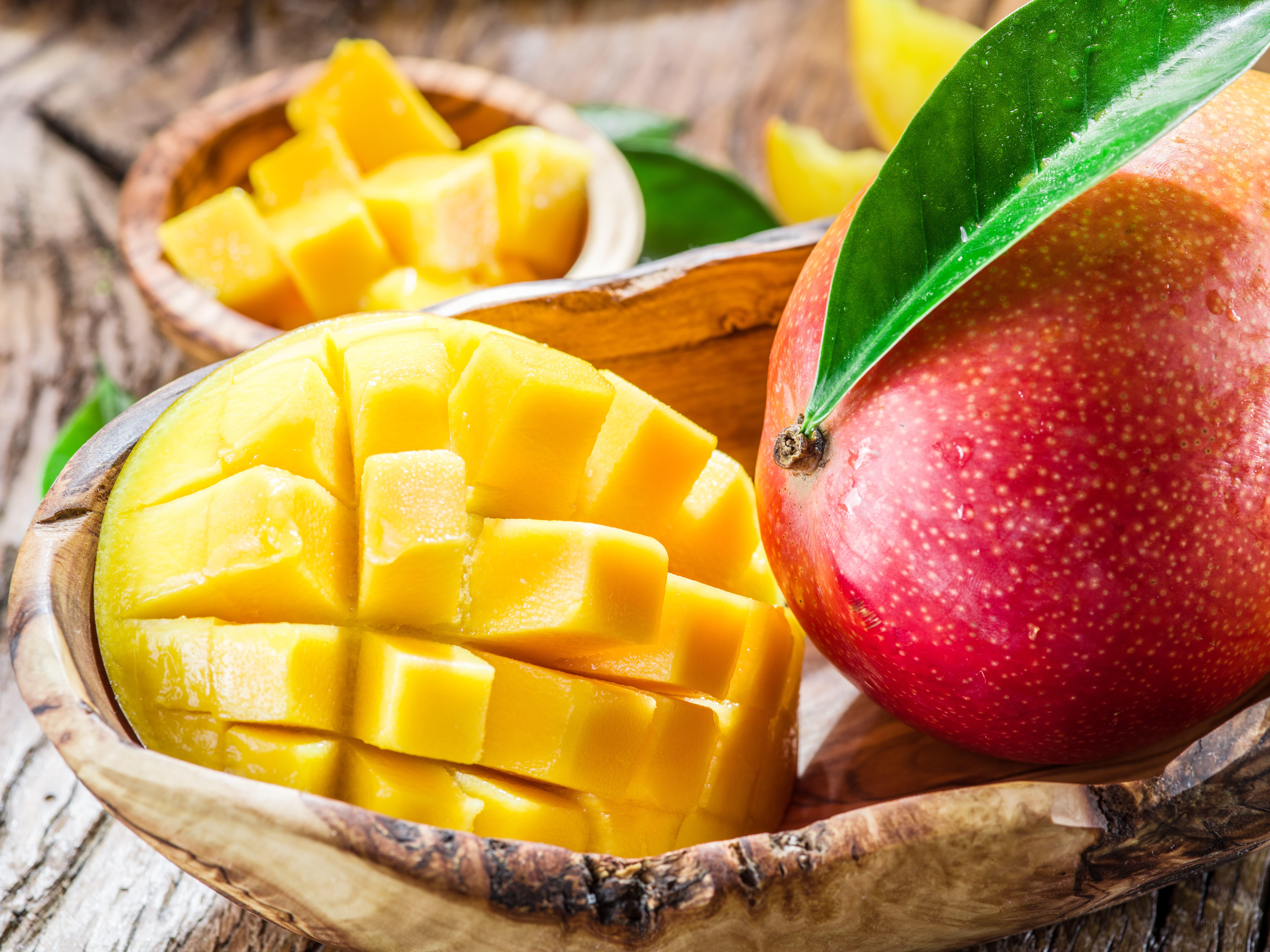 Mango schneiden – Damit klappt's ganz einfach!