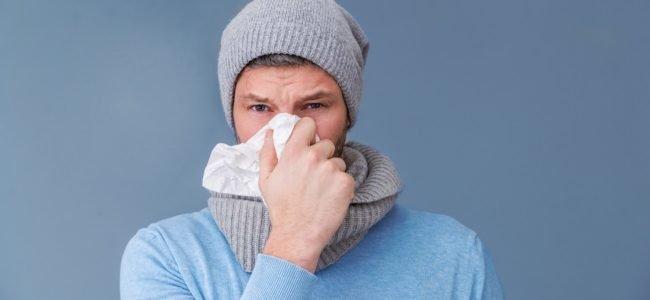 Erkältung und Sport: Wann wird es gefährlich?