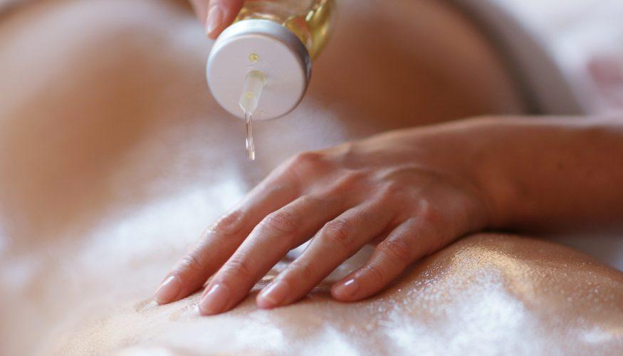 Massageöl selber machen – 6 Rezepte