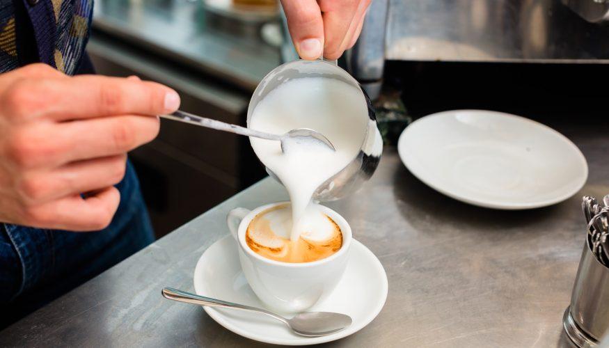 Milchschaum – Am besten mit H-Milch herstellen?