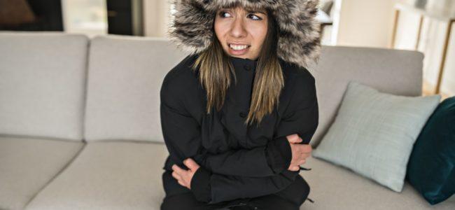 Mir ist immer kalt: Ursachen des ständigen Frierens