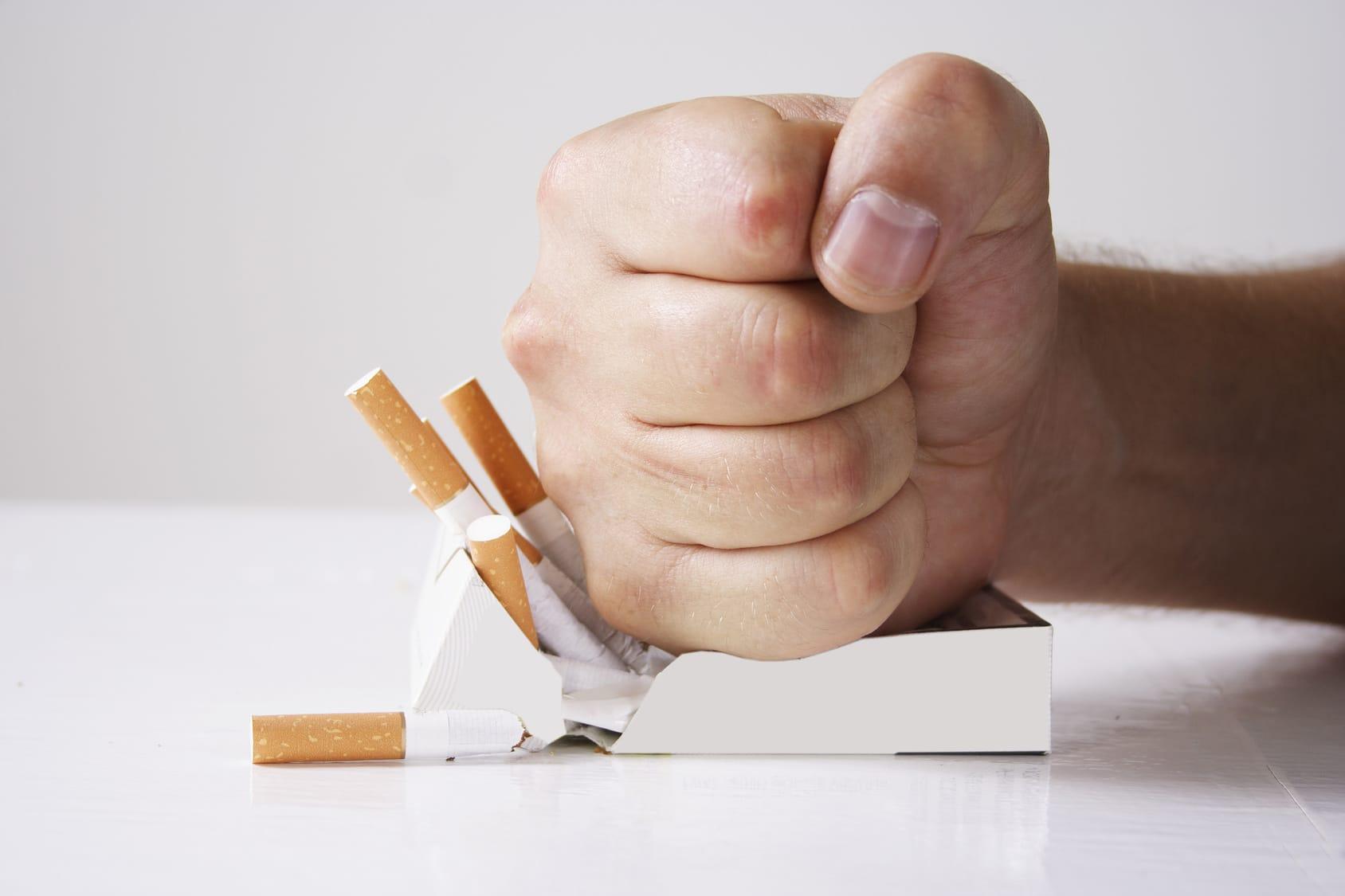 Tipps bei Verlangensattacken - Jetzt rauchfrei werden