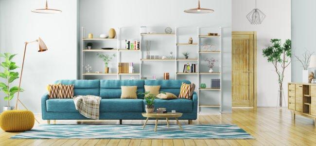 Wohnung modern einrichten: Acht Tipps für eine moderne ...