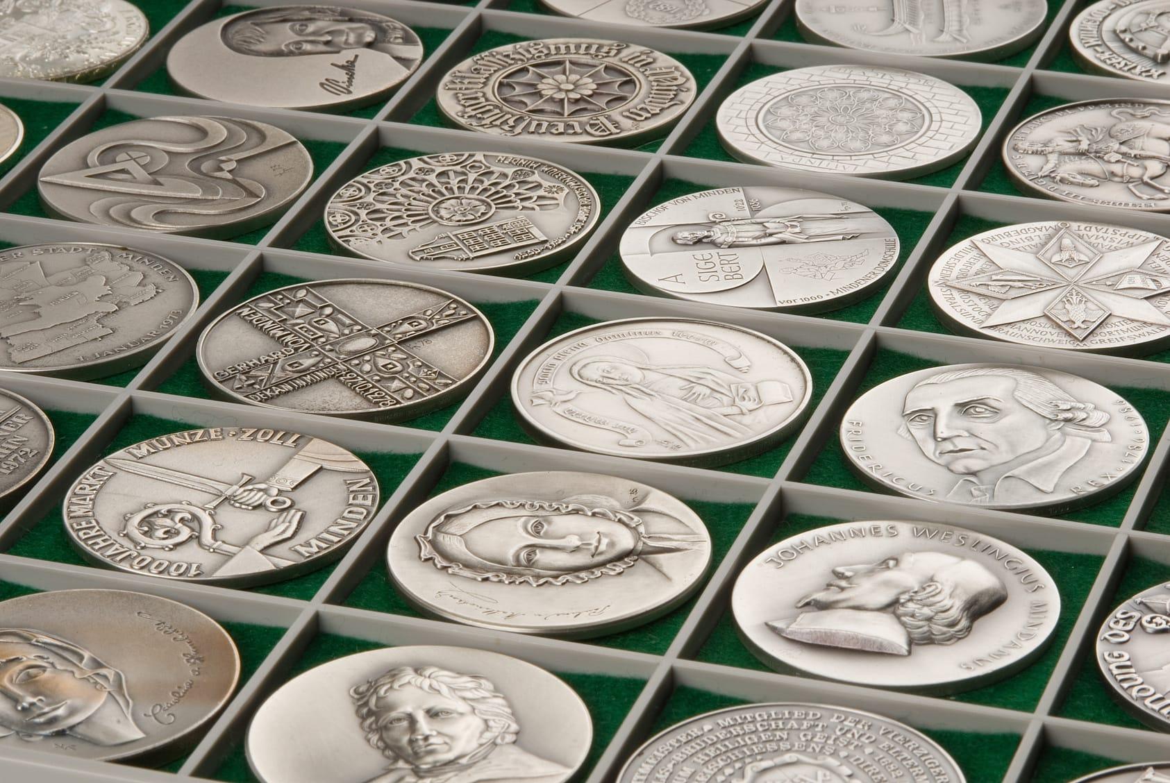 Münzen sammeln – Das sollten Sie darüber wissen