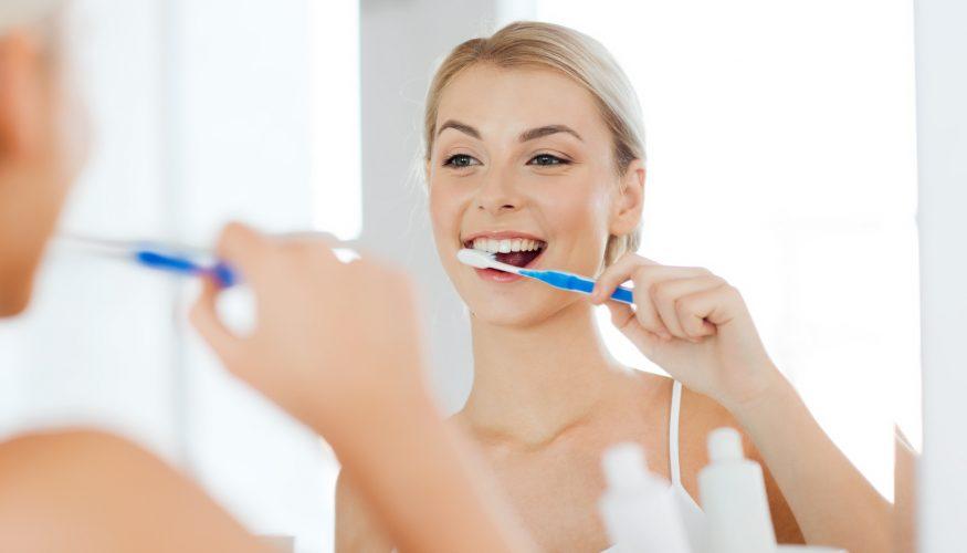 Nach dem Essen sofort die Zähne putzen?