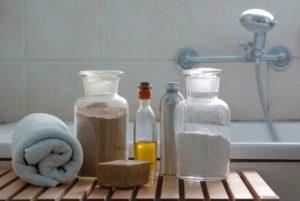 die anwendung von natron im bad