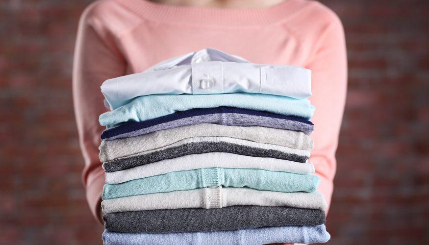 Neue Kleidung waschen – 2 Tipps
