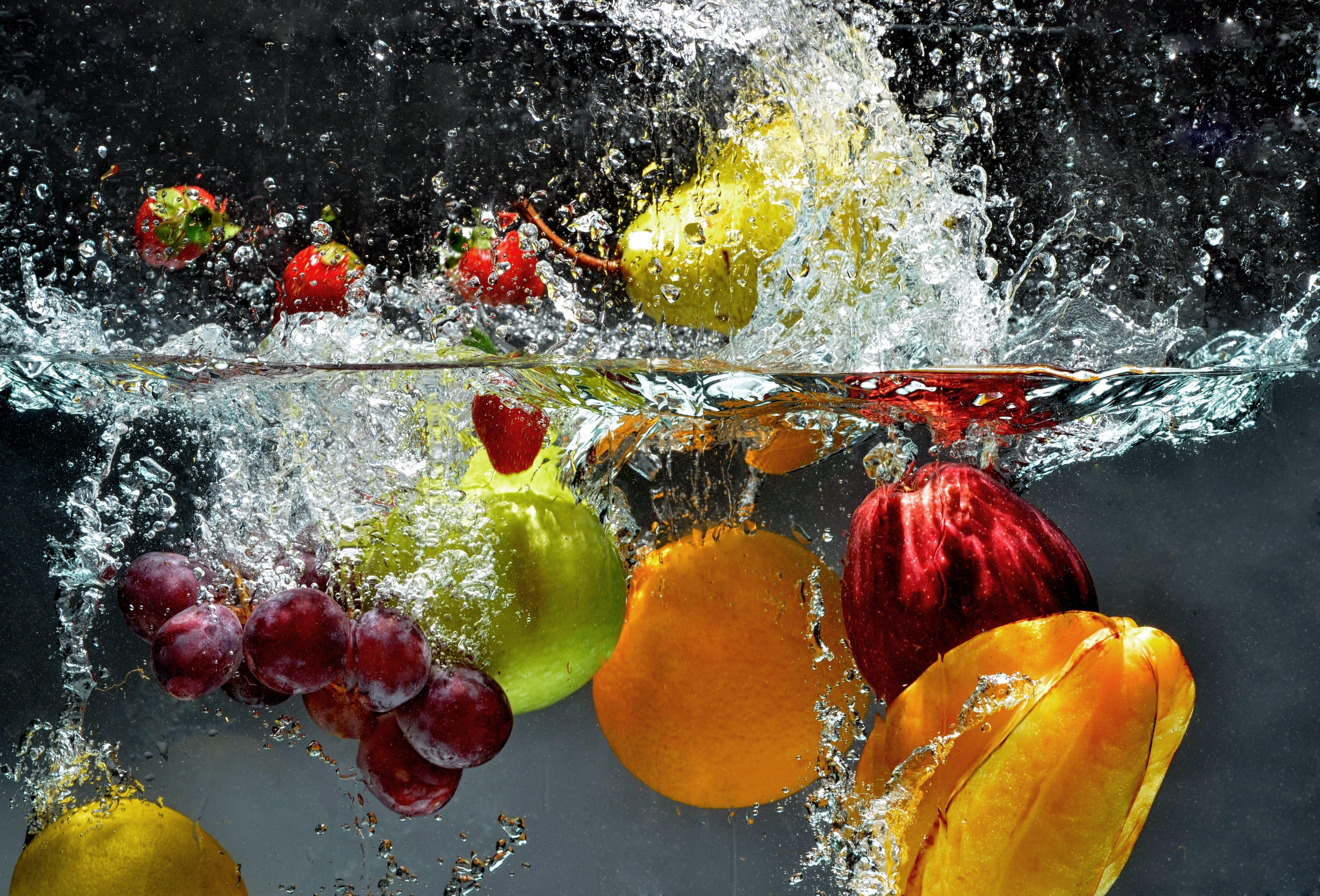 Obst und Gemüse richtig waschen – Das sollten Sie beachten