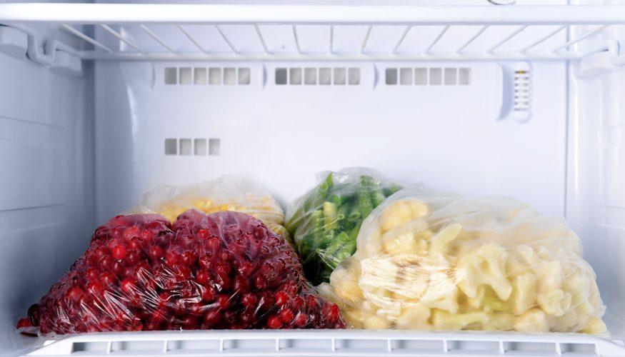 So kommt Ordnung in die Tiefkühltruhe