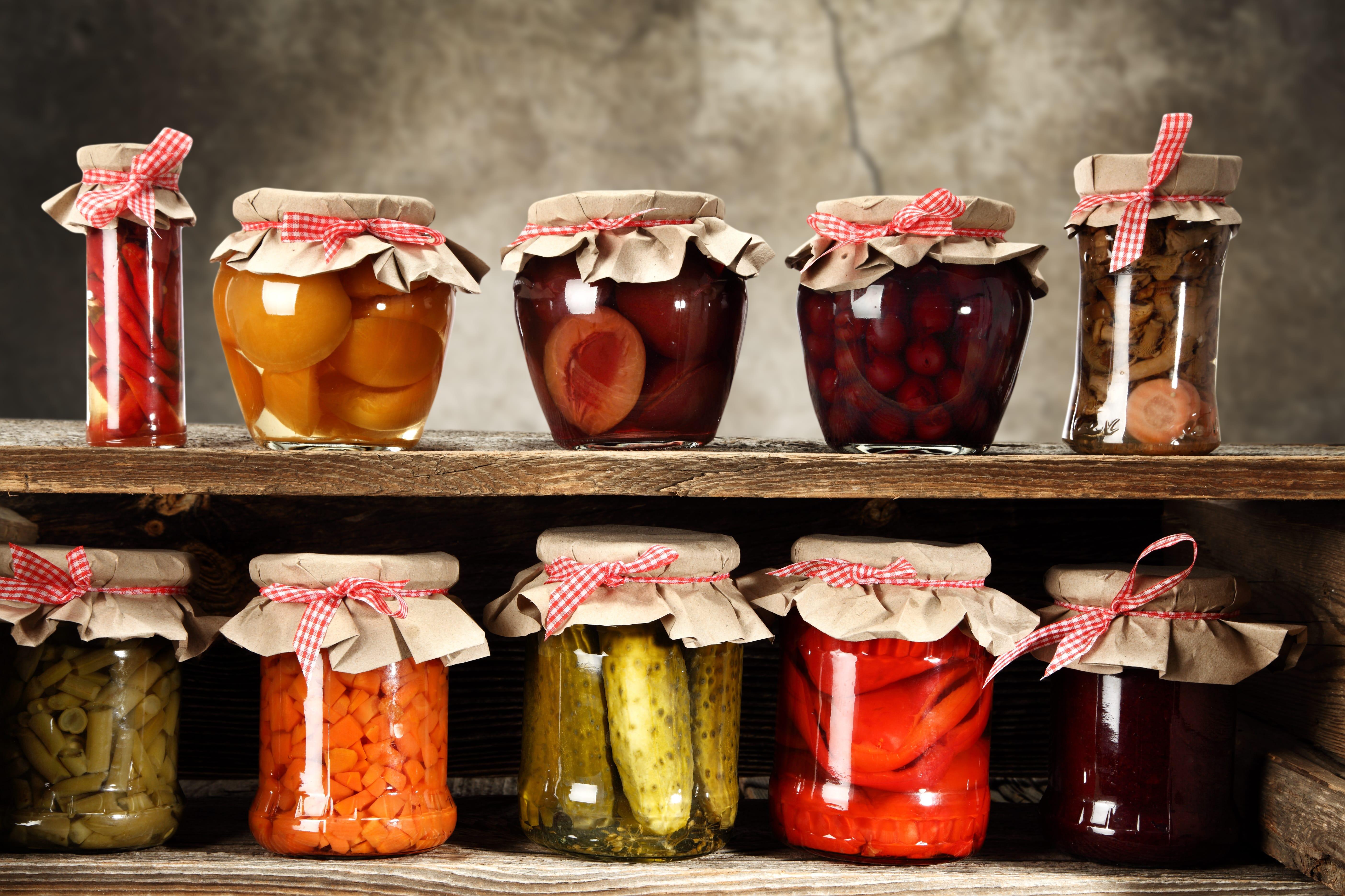 Ordnung in der Speisekammer schaffen – 5 Tipps für mehr Übersichtlichkeit