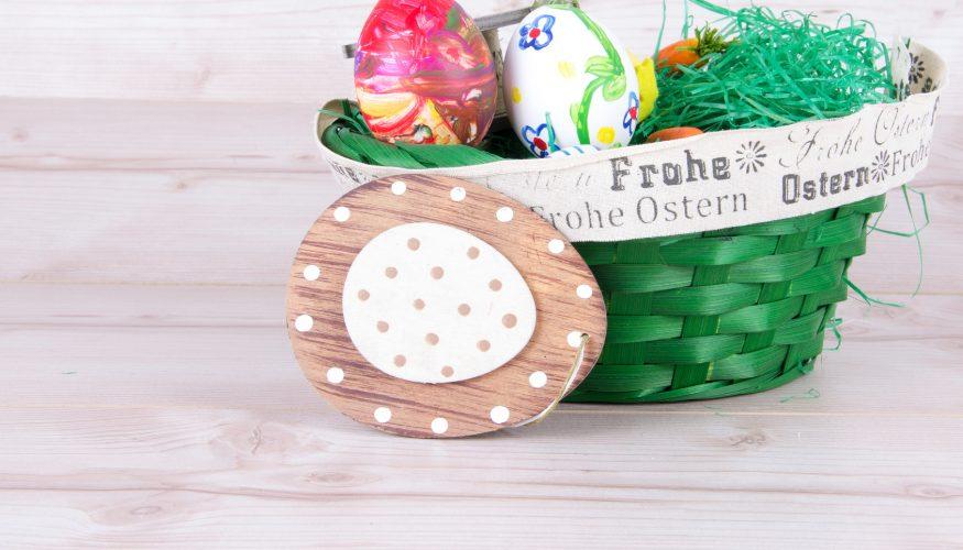 Ostern – 7 Ideen zum Basteln