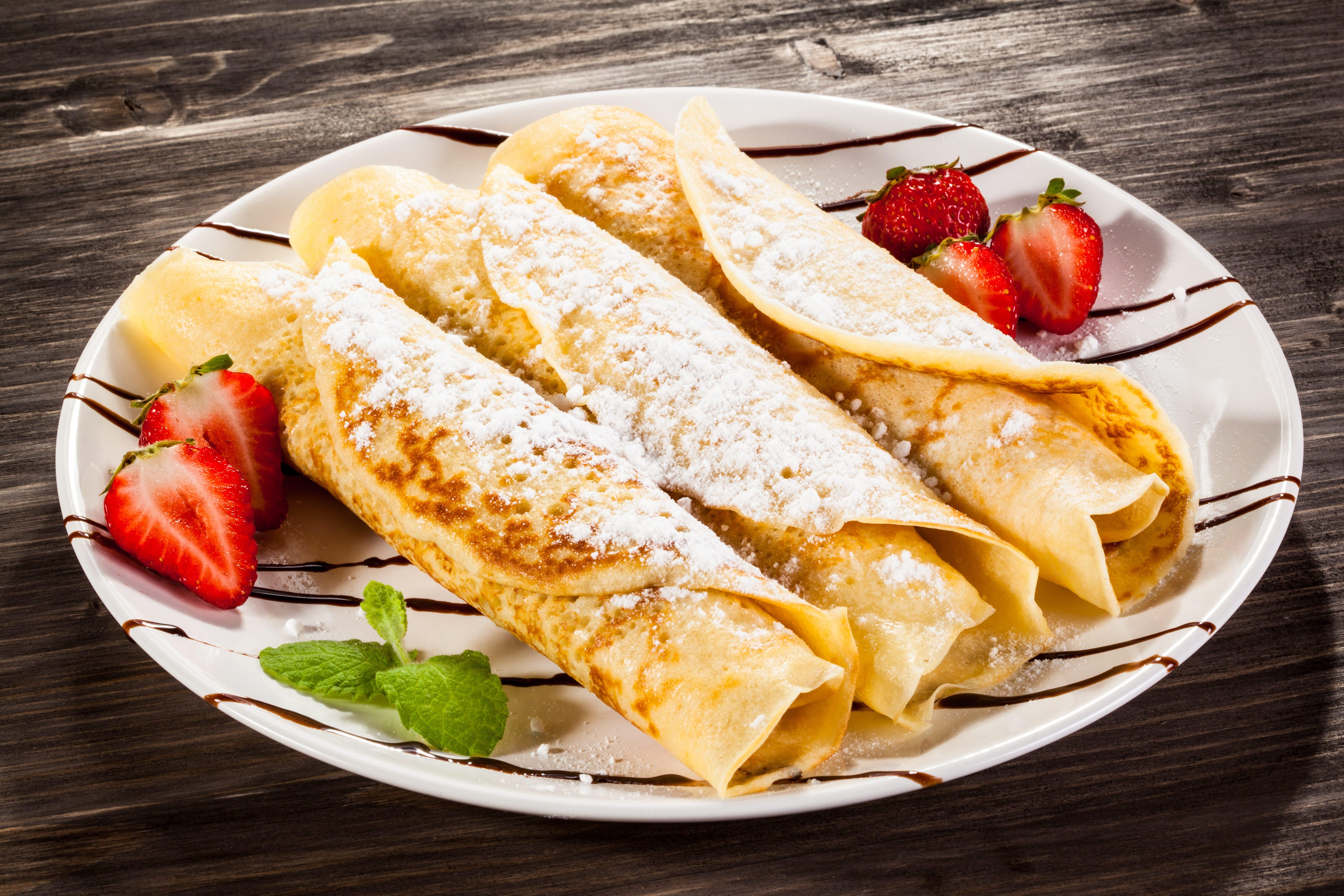 Pfannkuchen selber machen – So werden sie braun und saftig