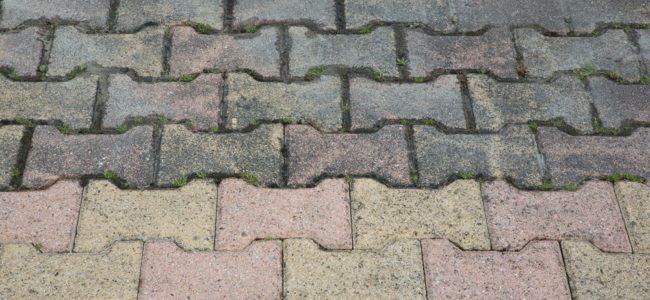 Pflastersteine reinigen: Anleitung zur Reinigung von Betonpflaster
