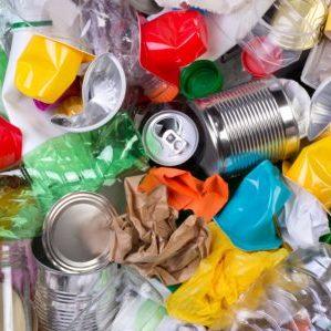 plastikmuell zum recyclen