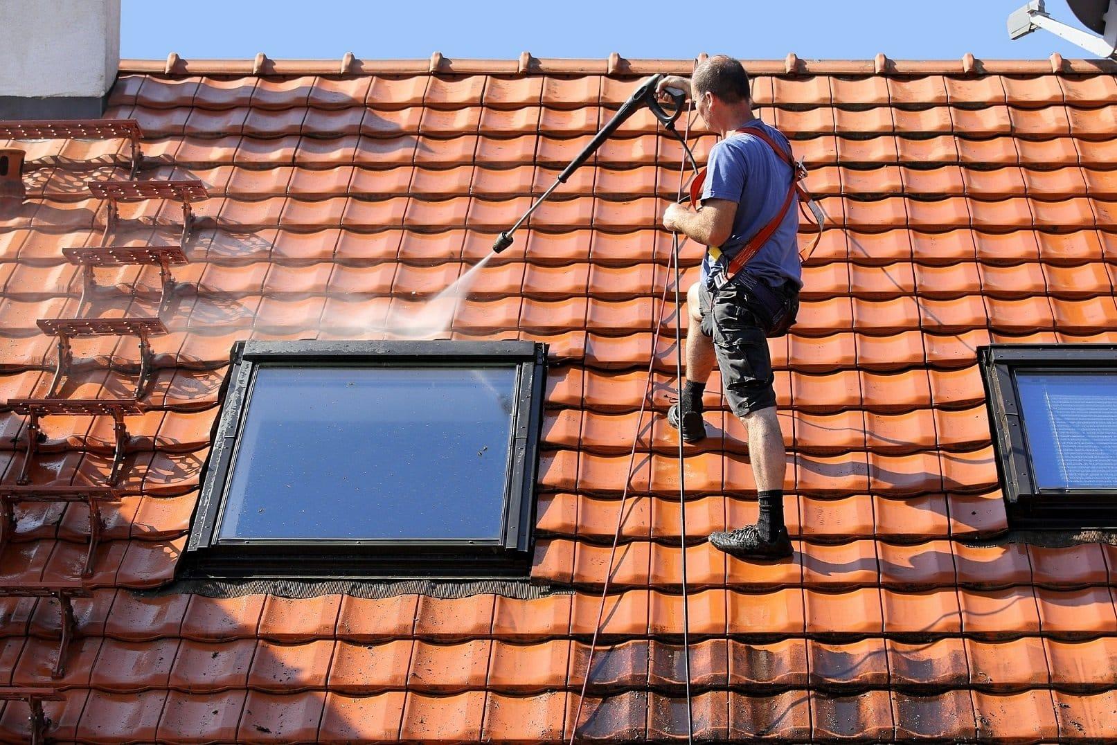 Super Dachreinigung: Schritt für Schritt Anleitung zum Reinigen des Daches BN52
