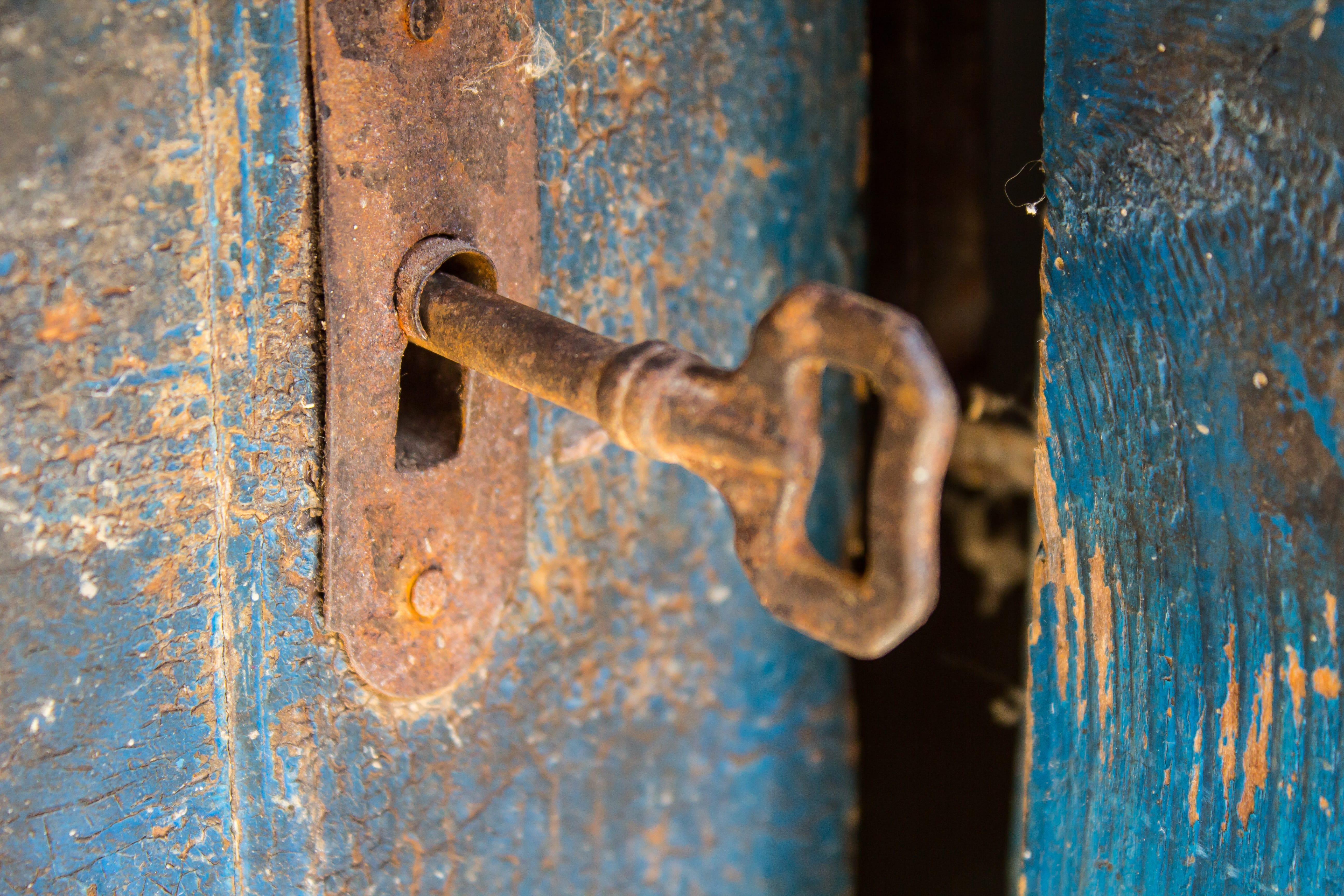 Quietschende Tür – 3 Tipps die helfen