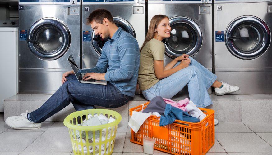 Reinigung inklusive Bügelservice geht online