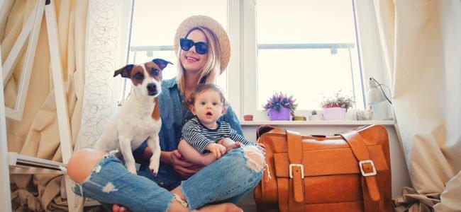 Reisen mit Baby – 8 Tipps & Tricks