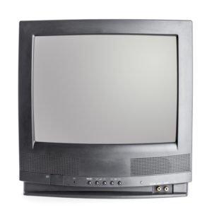 Wohnung für Demenzkranke mit Röhrenfernseher anpassen