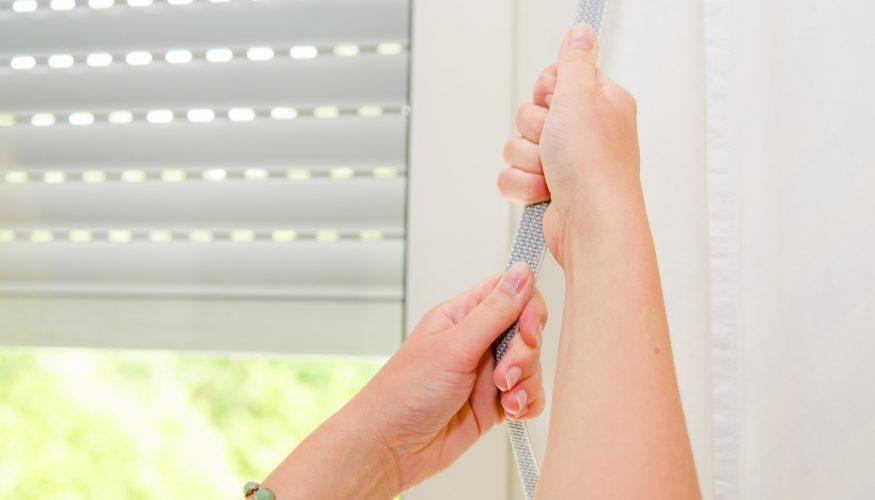 Rolladengurte reinigen – 3 Tipps