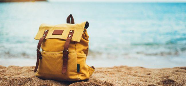 Rucksack waschen: So werden Sie hartnäckige Verschmutzungen wieder los