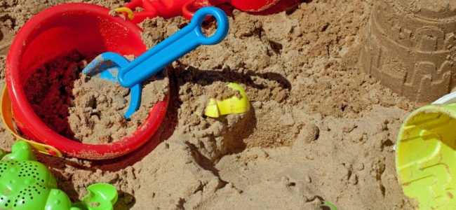 Sandkasten bauen: Bauanleitung für die eigene Sandkiste