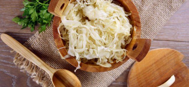 Sauerkraut: Warum es roh besonders gesund ist