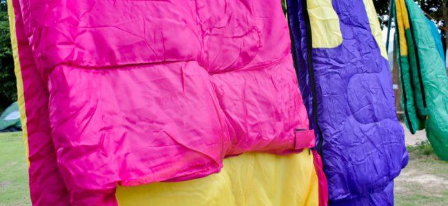 Schlafsack waschen: So reinigen Sie Ihren Schlafsack nach dem Campingausflug