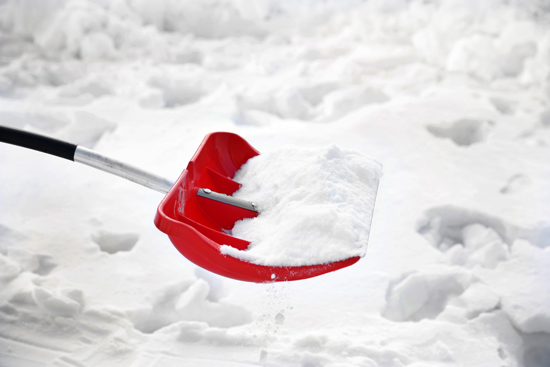Schnee schieben – 12 Tipps