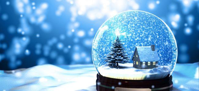 Schneekugel selber machen: Basteln Sie Ihre individuelle Schneekugel!