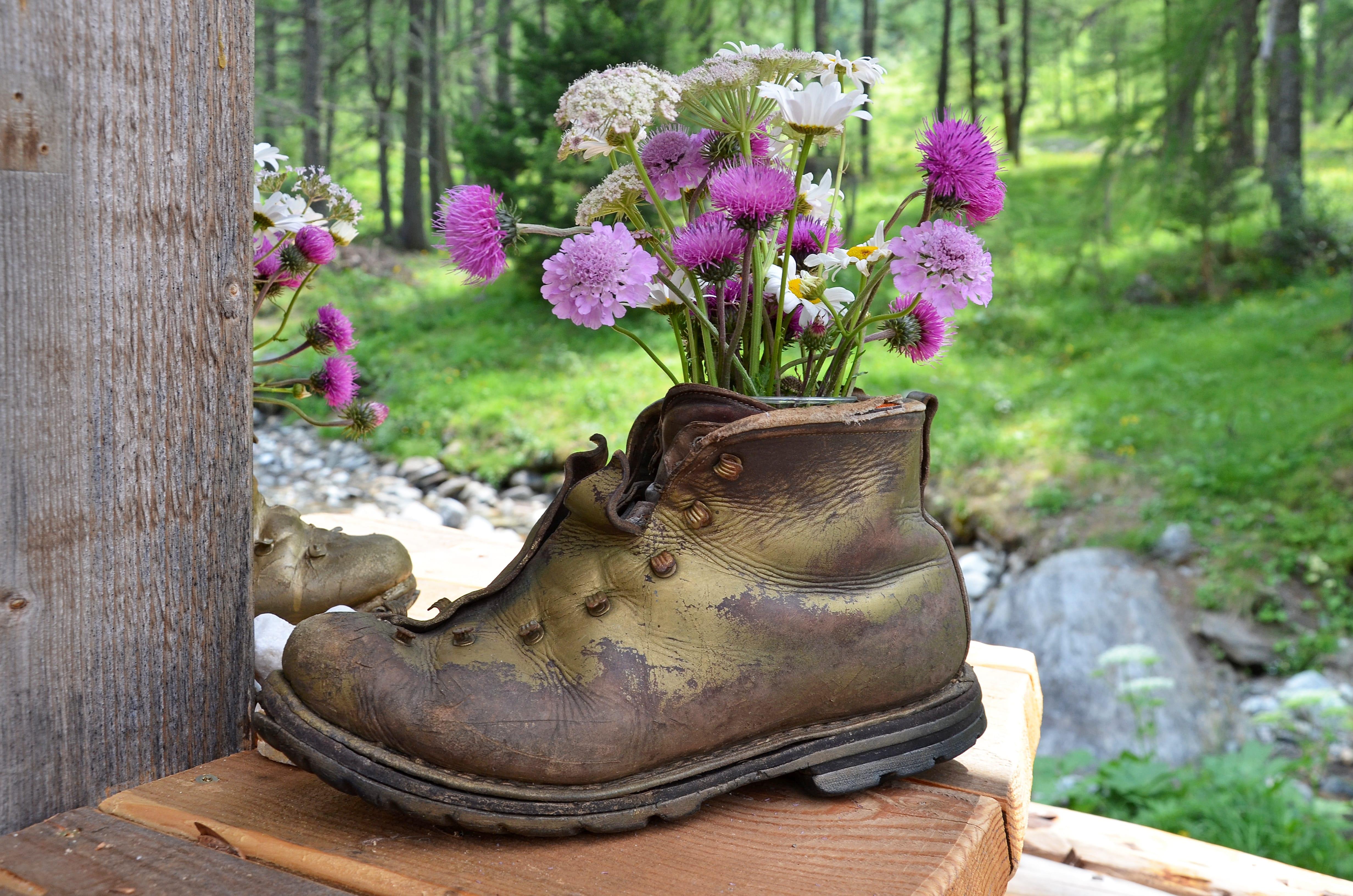 Schuhe wiederverwerten – 4 Möglichkeiten