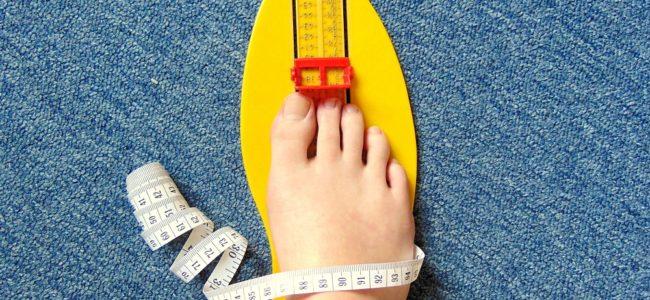 Schuhgröße ermitteln: So finden Sie die richtige Größe
