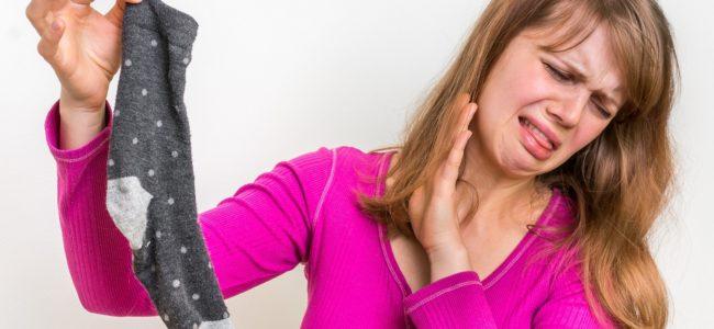 Was hilft gegen Schweißfüße: Die besten Tipps