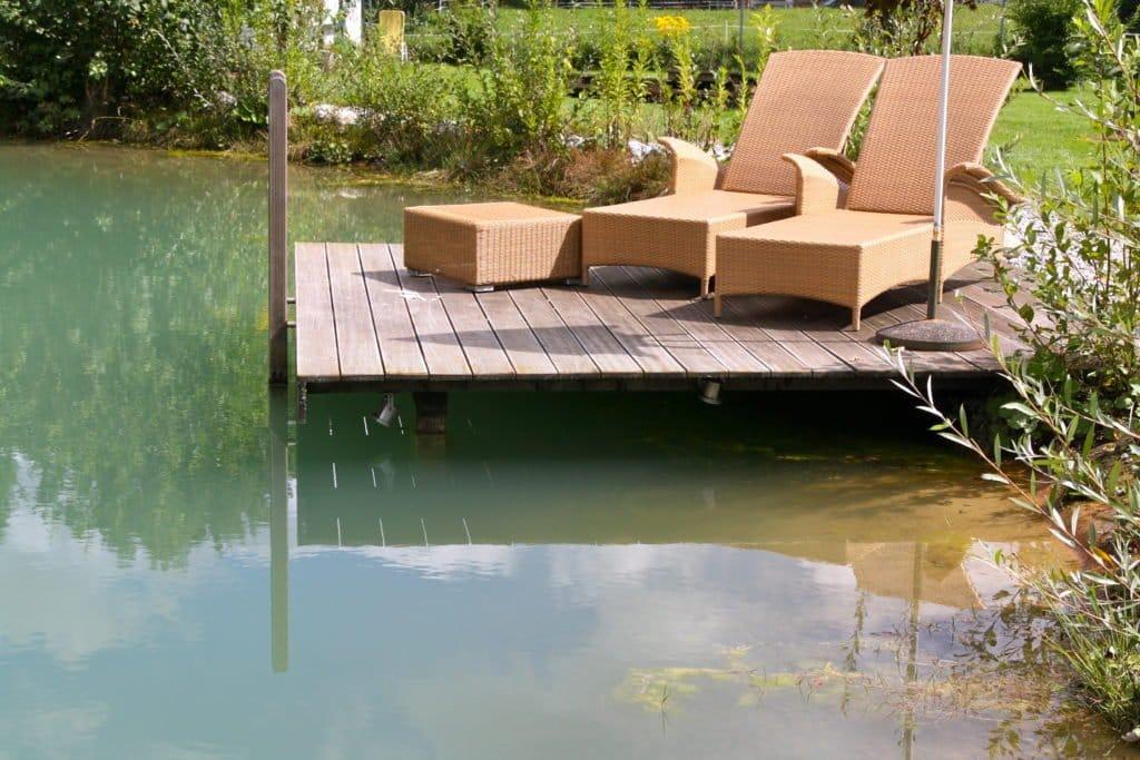 Schwimmteich Bauen So Geht S Haushaltstipps Net