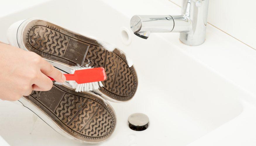Die richtige Pflege für Sneaker