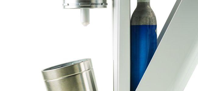 SodaStream reinigen: So wird der Wassersprudler wieder sauber