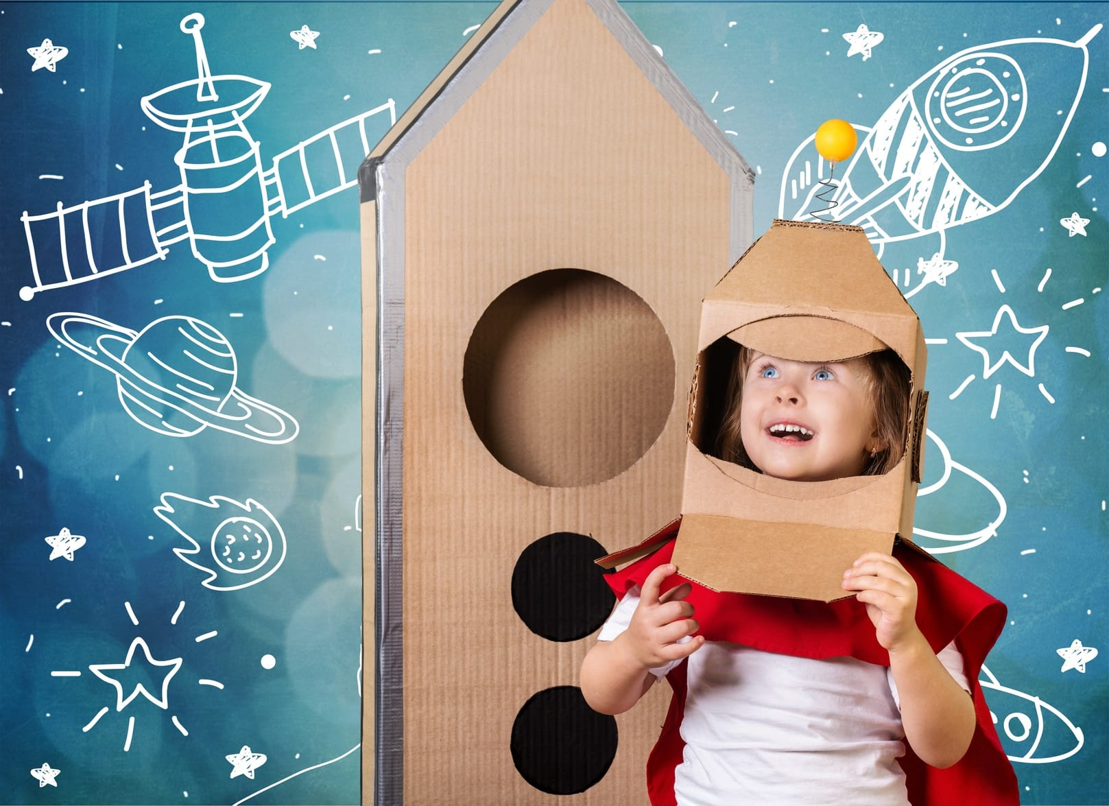 Space-Party für Kinder – 5 Tipps & Tricks!