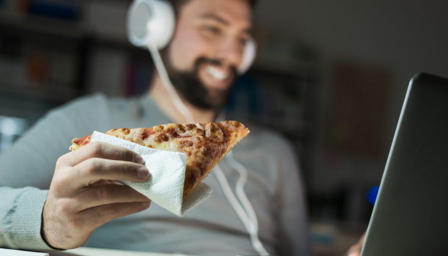 Macht spät essen dick?