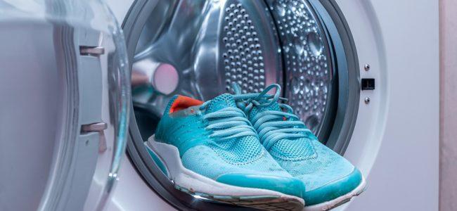 Sportschuhe waschen: Per Hand oder in der Waschmaschine?